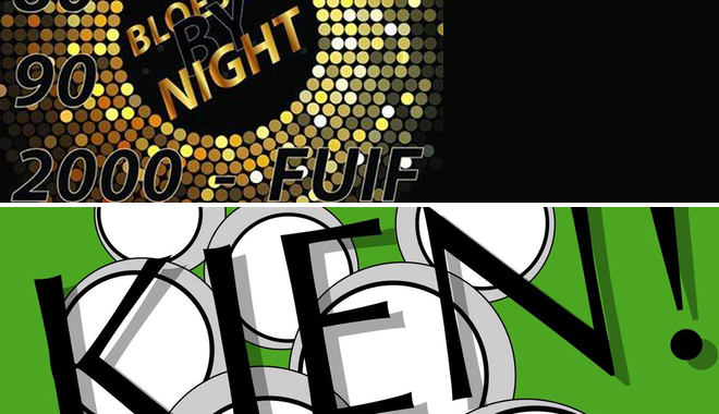 Kienavond - Bloesem by Night
