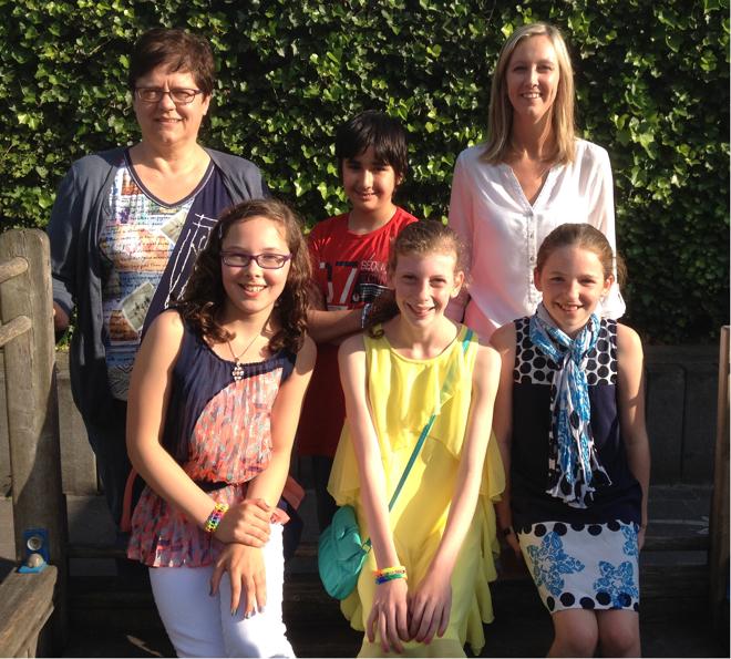 Hoelbeek: de klas van 2014