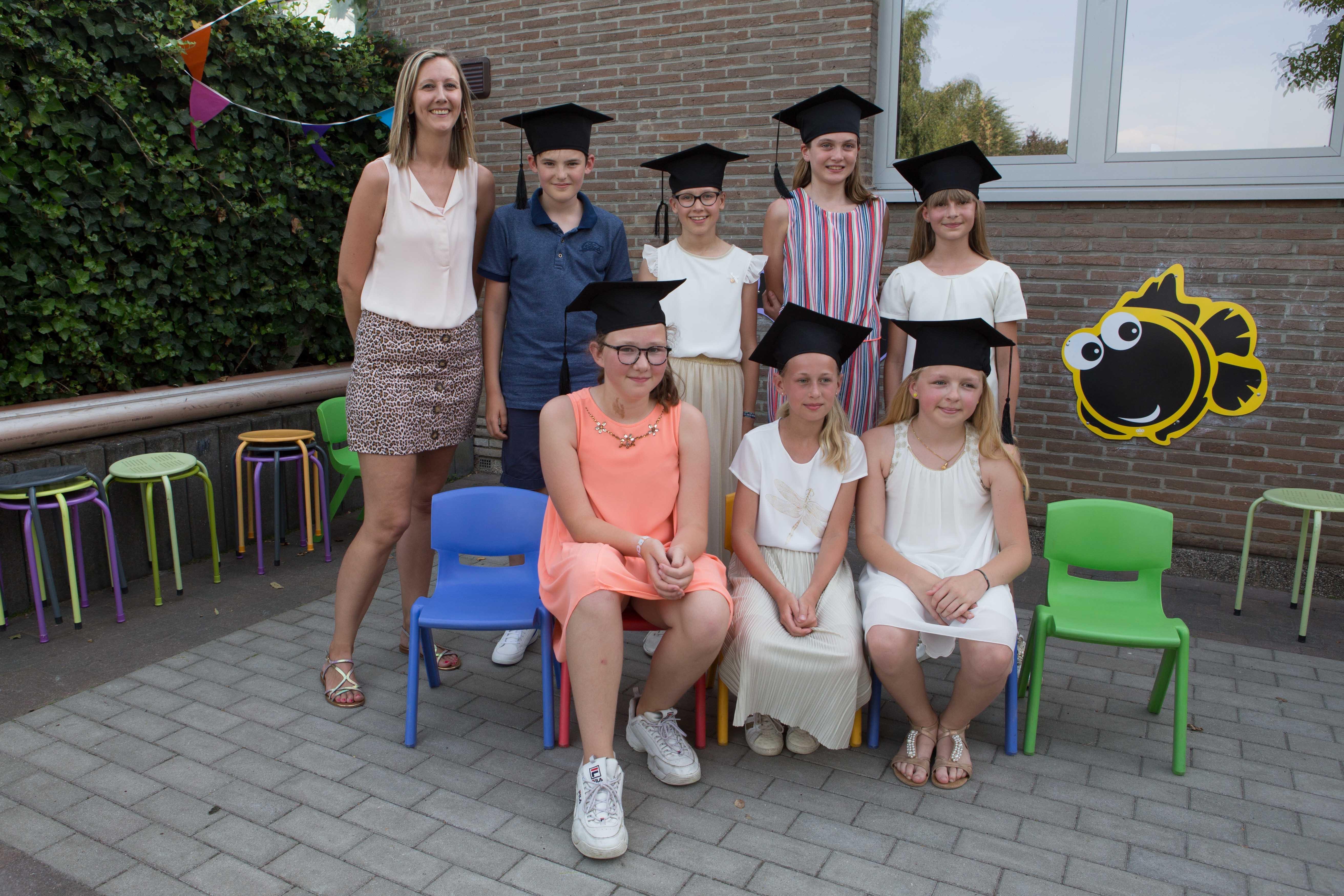 Hoelbeek: de klas van 2019