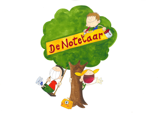 Logo De Notelaar