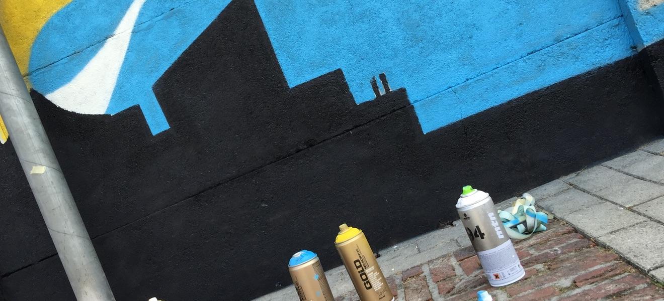 Vandalisme in De Notelaar!